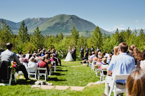 Glacier Park Weddings Ceremony Meadow C Ryan Flynn Photography