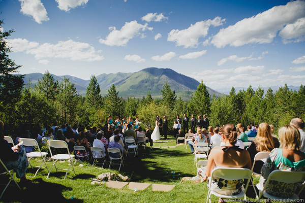 Glacier Park Weddings Real Montana Wedding Kristine Paulsen