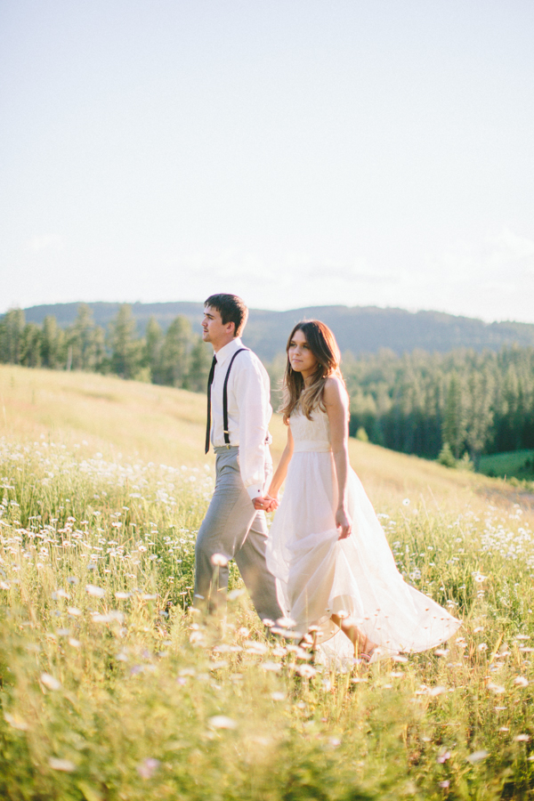 Sarah + Phil featured on Wedding Chicks | Photos by Cluney Photo