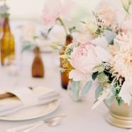 A romantic Montana tablescape | (c) Jeremiah and Rachel Photography