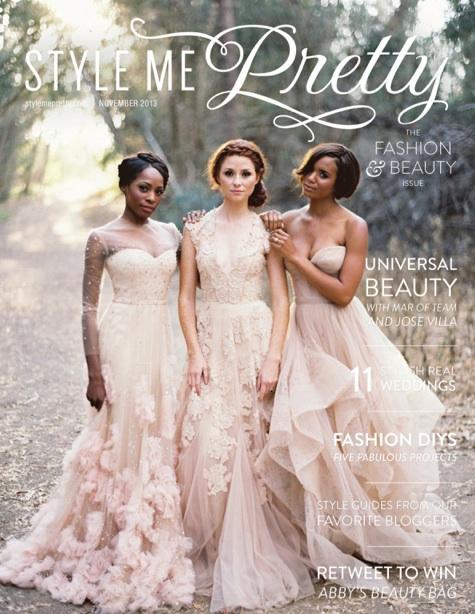 Style Me Pretty 2013 Magazine