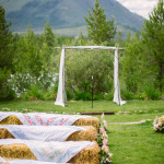 Glacier Park Montana destination wedding venue
