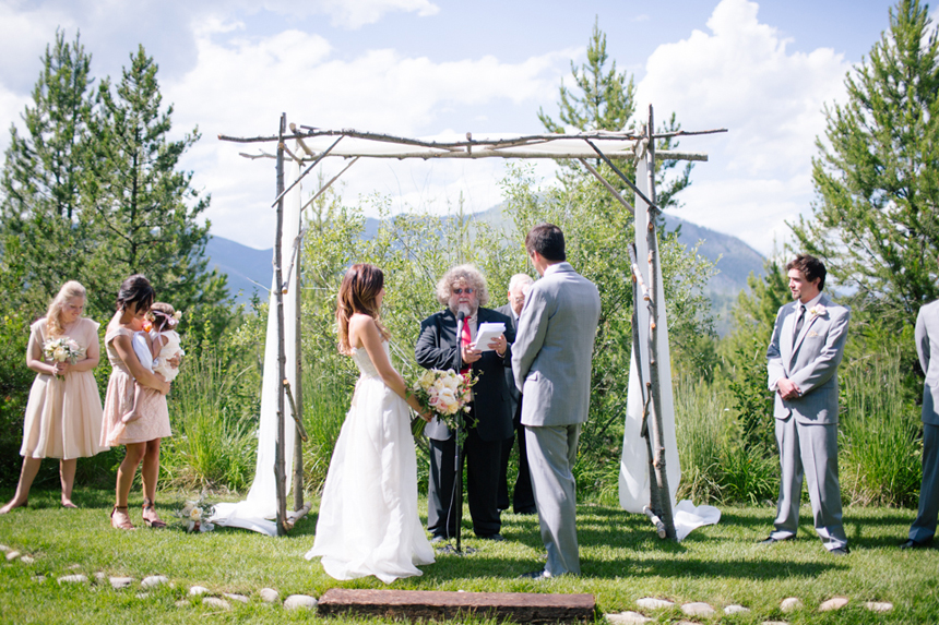 Montana Wedding Venue - Glacier Park Weddings - SP18