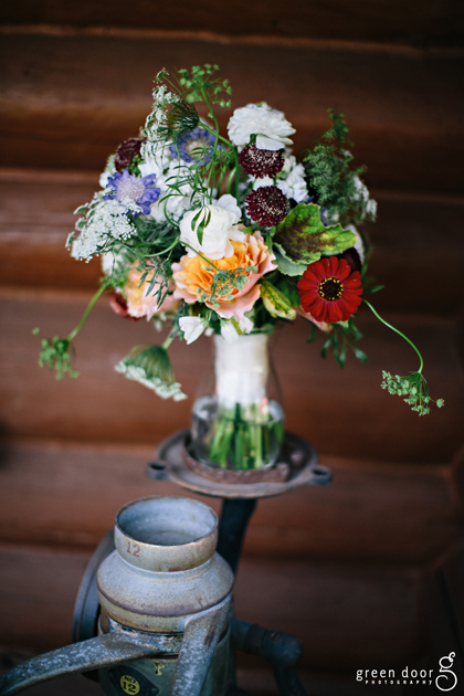 Glacier National Park Wedding