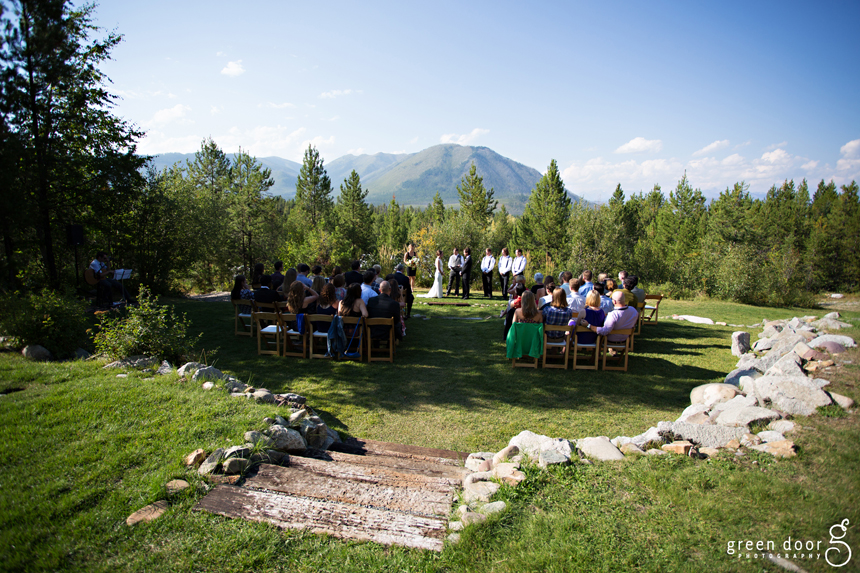 Glacier Park Wedding Venue