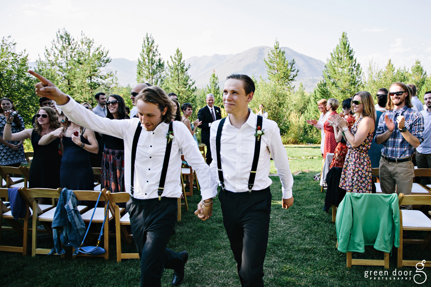 Glacier National Park Wedding - Green Door Photography