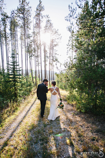 Montana destination wedding