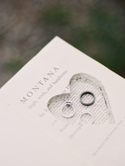Mountain elopement destination - Glacier National Park, Montana