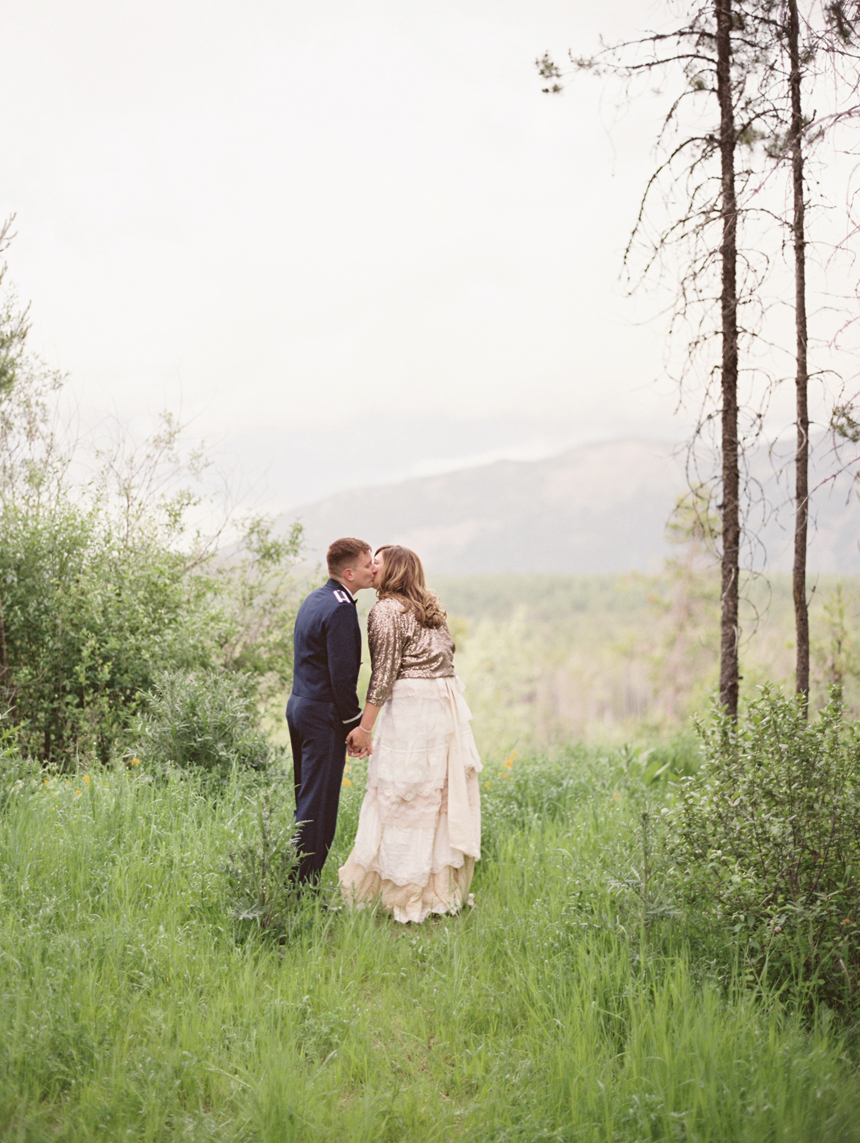 Montana Elopement at Glacier National Park
