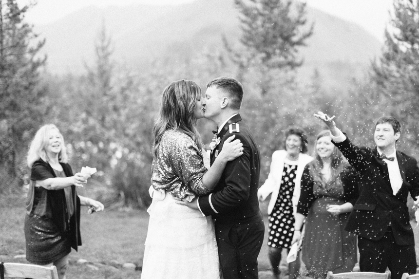 Elopement at Glacier National Park