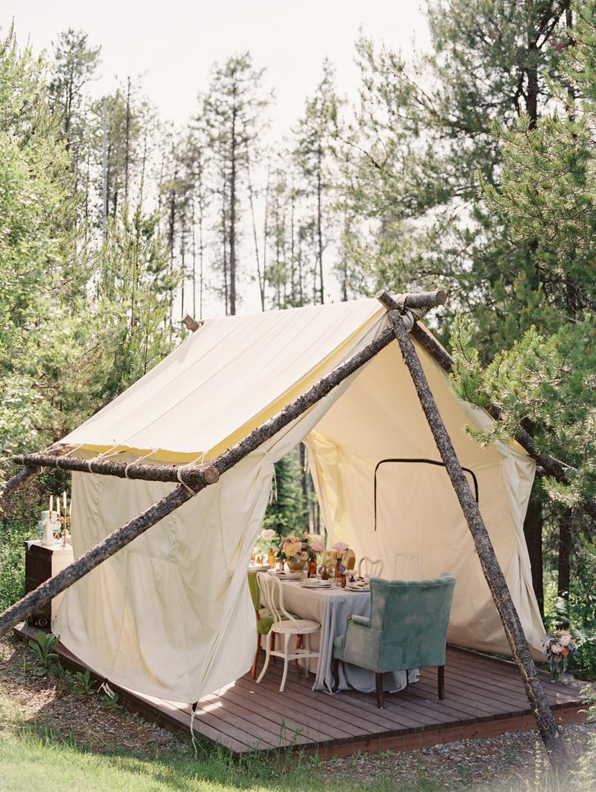 Elope in Montana - Intimate Wedding Venue