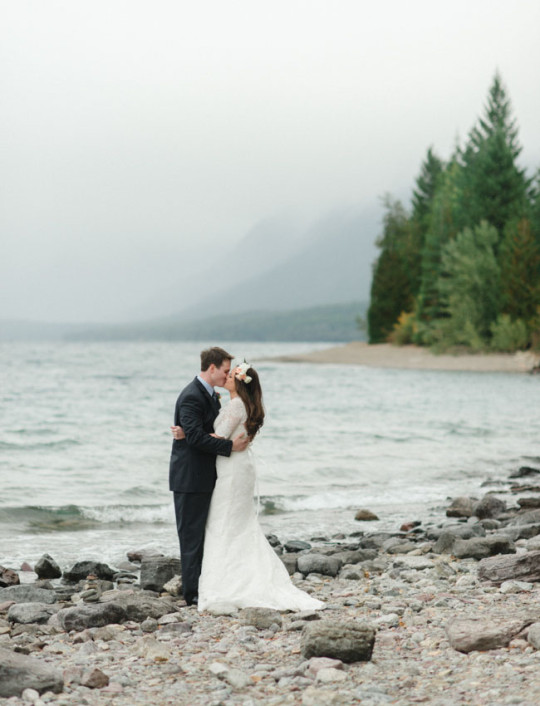 Glacier Park Elopement Package