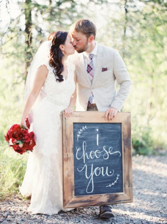 Glacier National Park Wedding Venue