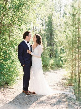 Glacier Park Weddings Great Northern Resort Rebecca Hollis 321