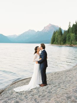Glacier Park Weddings at Great Northern Resort Rebecca Hollis 575