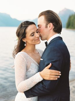 Glacier Park Weddings at Great Northern Resort Rebecca Hollis 578